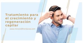 Terapia intensiva contra la caída del cabello, crecimiento y regeneración.