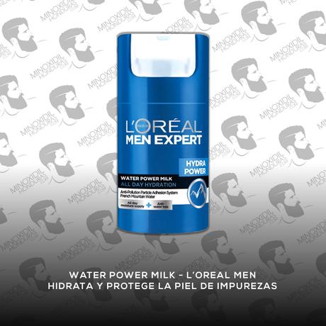 Hydra Power Milk - L'Oréal Men Expert