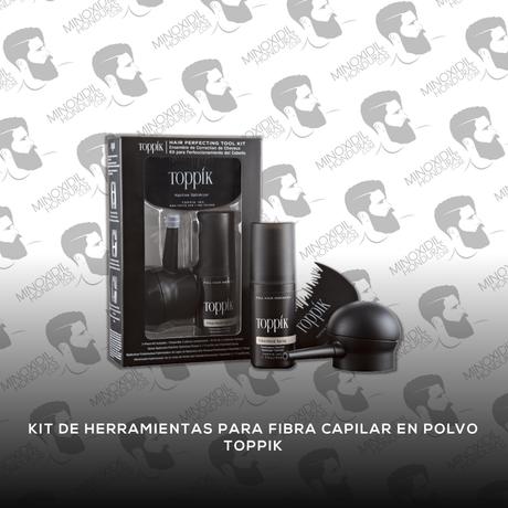 Kit de Herramientas para Aplicación Toppik
