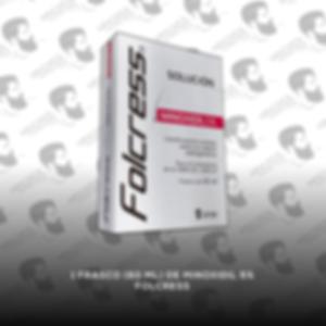 1 Frasco Minoxidil Folcress 5%