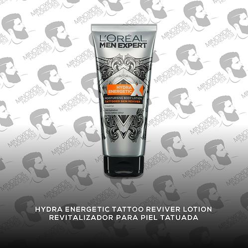 Hydra Energetic Tattoo Reviver Lotion - L'oréal Men Expert