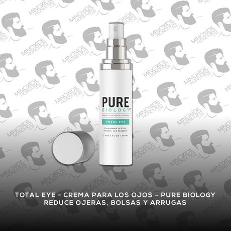 Total Eye - Crema para los ojos Pure Biology