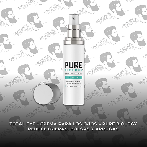 Total Eye - Crema para los ojos - Pure Biology