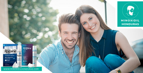 Minoxidil Rogaine Espuma: Combate la caída de cabello