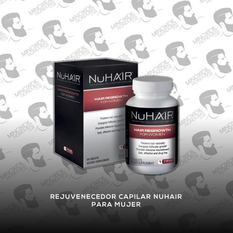 Hair Rejuvenation [Dama] NuHair
