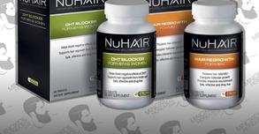Kit NuHair Rejuvenecimiento Capilar para Hombre