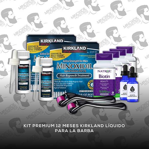 Kit Premium 12 meses [Barba]