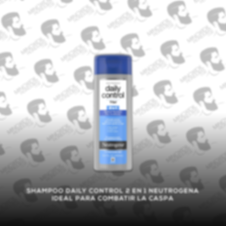 Shampoo T/Gel Daily Control 2 en 1 Neutrogena [Terapéutico]