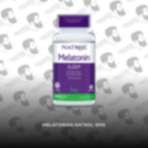1 Frasco - Melatonina Natrol [3 mg.]