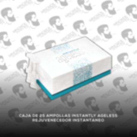 25 Ampollas Instantly Ageless [Caja]