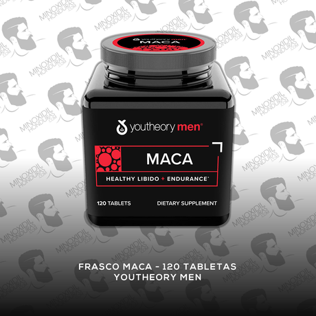 Maca [120 Tabletas] Youtheory Men