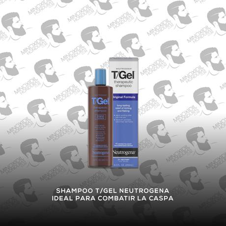 Shampoo T/Gel Neutrogena [Terapéutico]