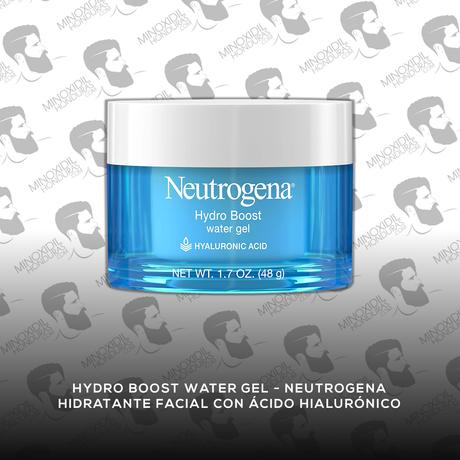 Gel hidratante para piel normal o mixta con ácido hialurónico Hydro Boost Water Gel Neutrogena