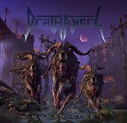 Death Angel Album Humanicide