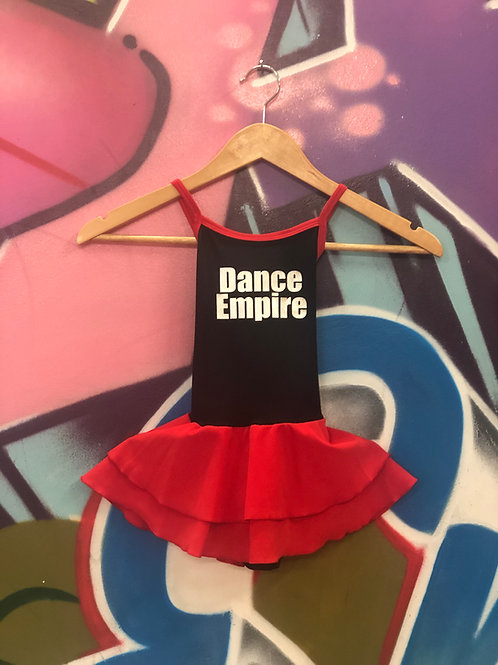 Studio Dress with inbuilt leotard