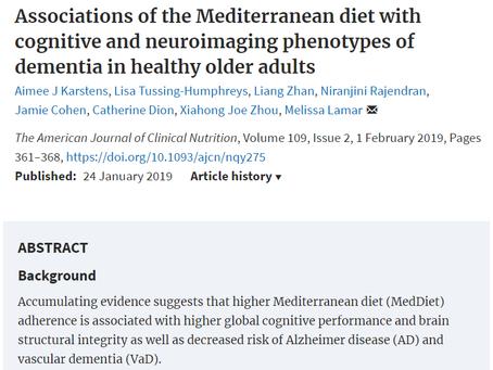 Demência: como a alimentação diminui seu risco