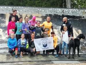 OCR Frauen beim Lake Run