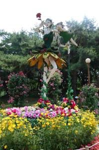Statue at Seoul Grand Park