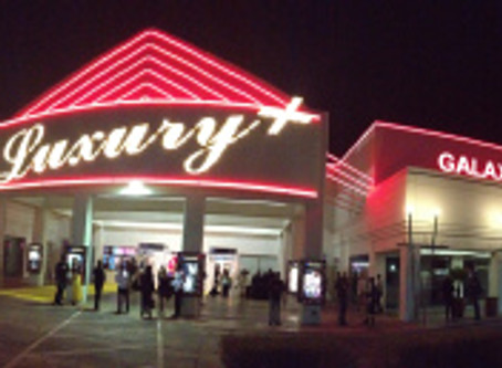 Luxury+ Galaxy Theatres Re-Open with a Bang!