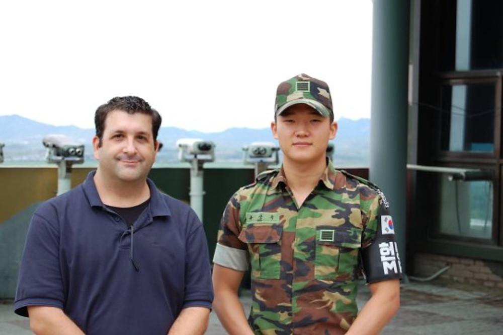 >Run DMZ - I Think I'll Go to North Korea Today