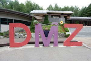 Run DMZ – I Think I'll Go to North Korea Today