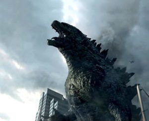 """""""Godzilla!"""" Shouted No One"""