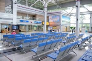 Dorasan Train Station Seats