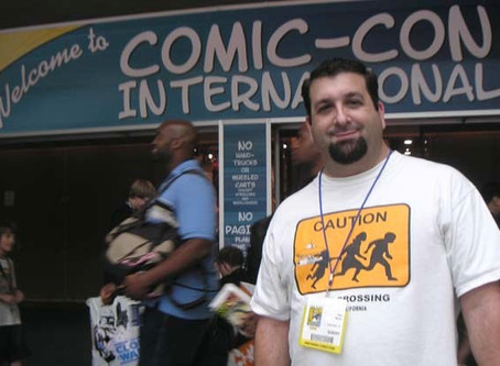 Why is Comic Con So Serious?