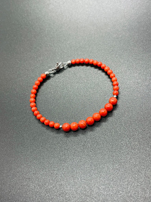 Bracelet Full Corail