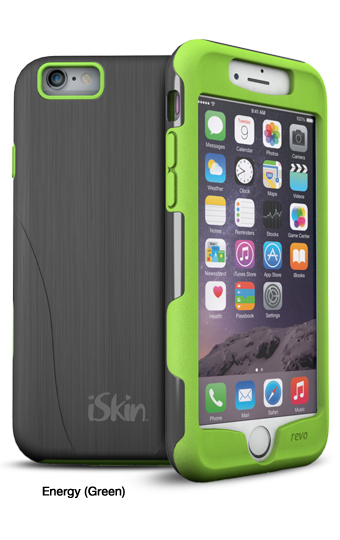 revo Sport for iPhone 6/6S Plus- Energy Green