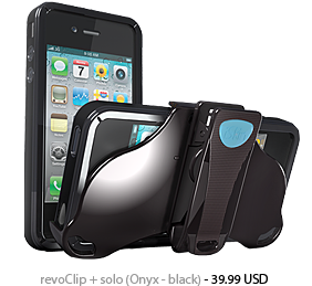 Duet for iPhone 4/4S - Black