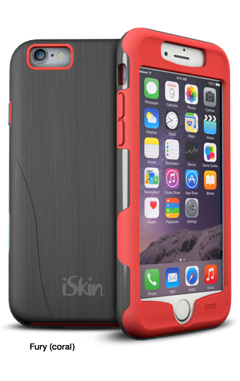 revo Sport for iPhone 6/6S Plus- Coral