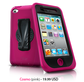 Touch Duo for iPod Touch 4G- Pink