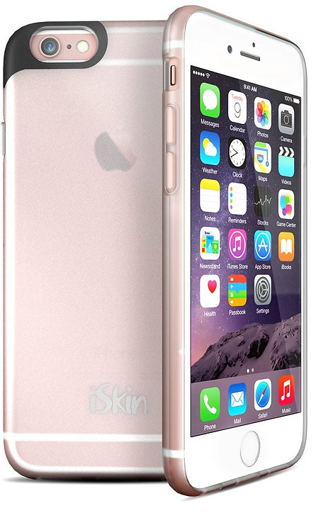 Solo for iPhone 6/6S- Arctic Frosted Clear