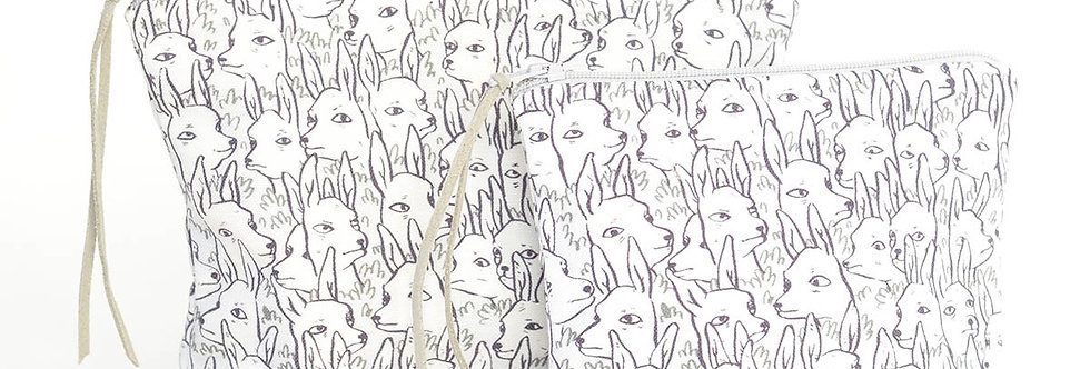 Imaginary Animal Medium Pouch