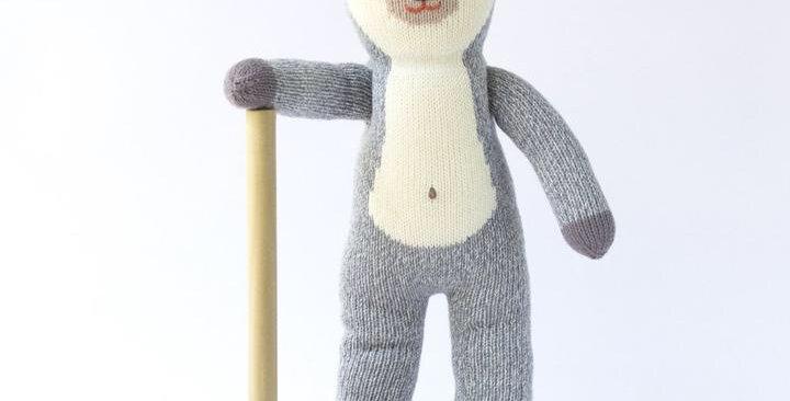 Blabla Edgar the Hedgehog mini doll