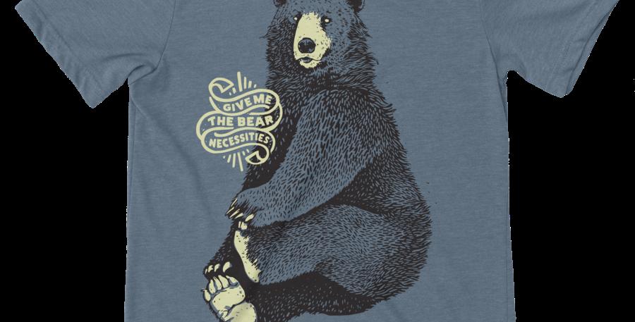 Yonder Bear Necessities Tee