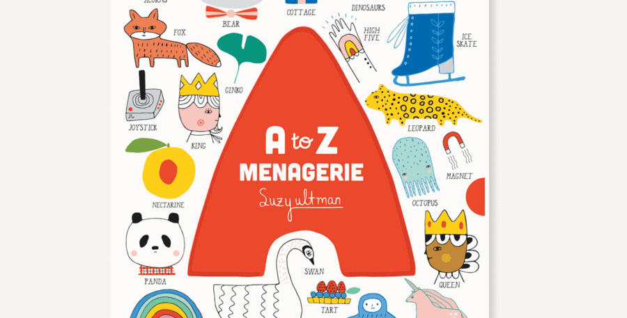 Chronicle A To Z Menagerie book
