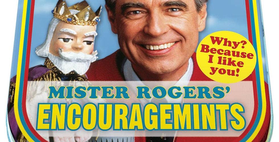 Unemployed Philosophers Guild Mister Rogers Encouragemints