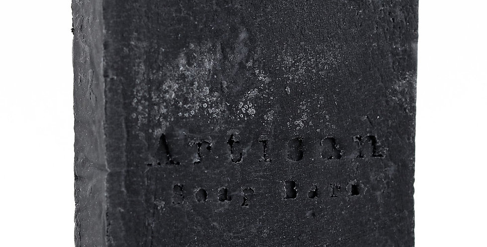 Artisan Soap Charcoal bar