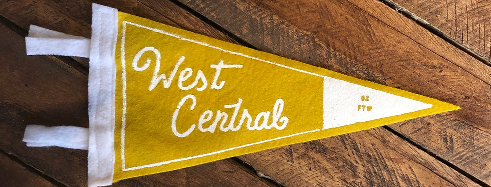 Michelle Marqueling West Central pennant