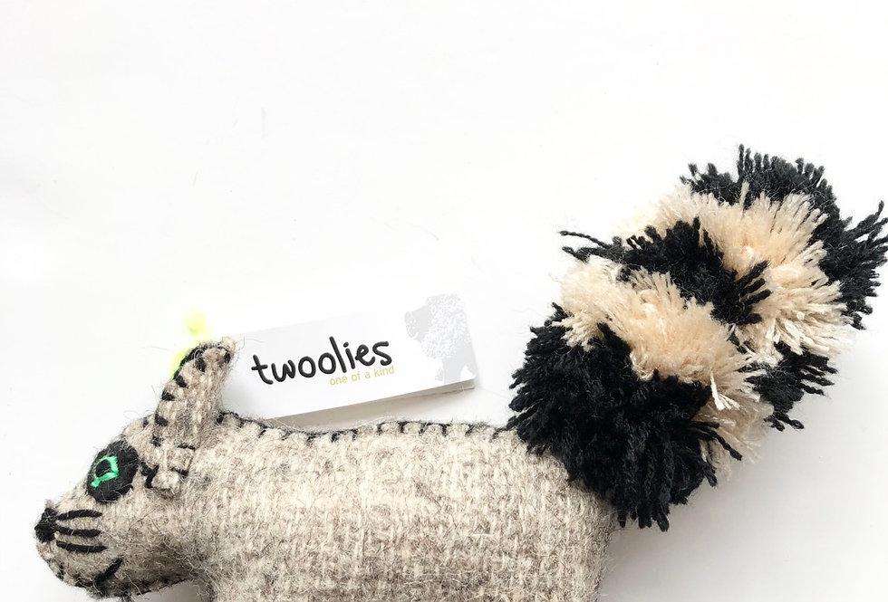 Twoolies Raccoon