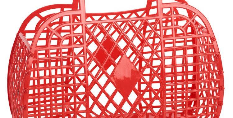 Sun Jellies Large Retro Basket