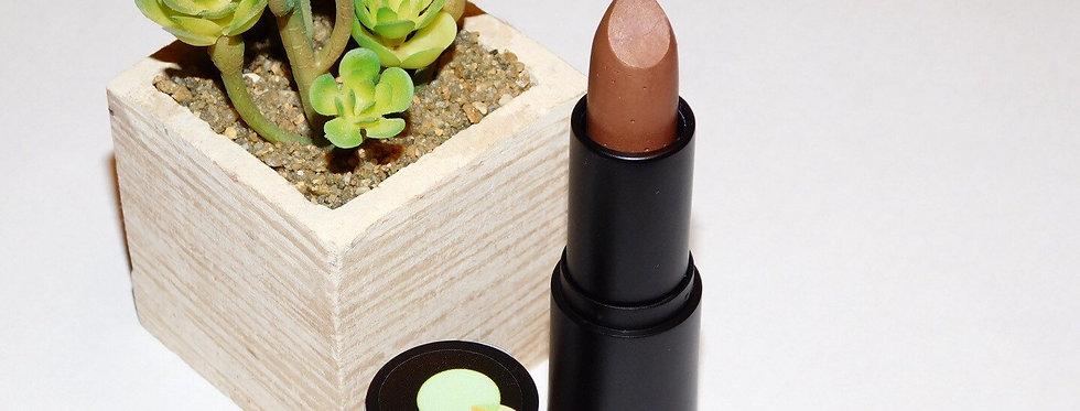 The Tart Peach Bronzed Lipstick