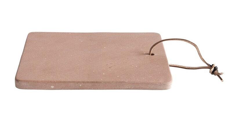 Creative Co-Op Sandstone cutting board