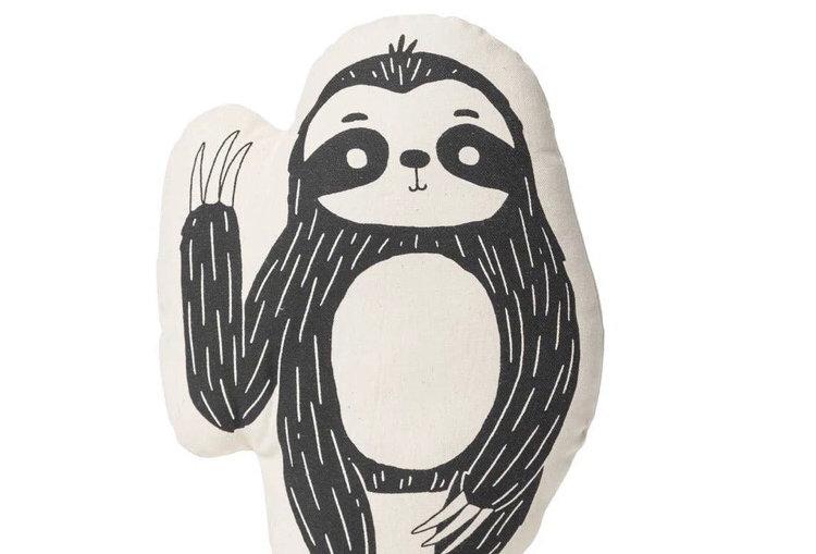 Imani Collective Sloth Pillow