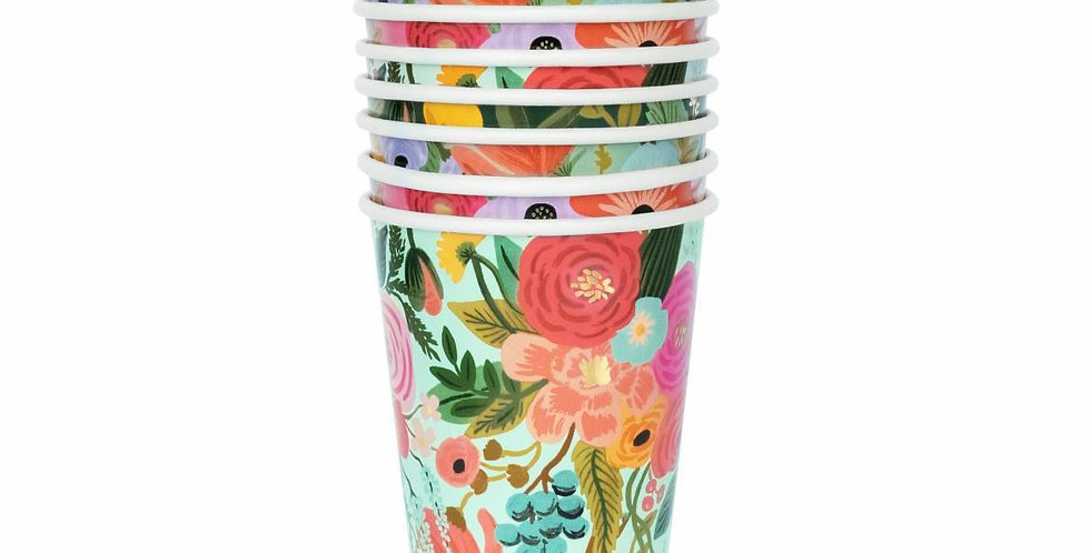 Rifle Garden Party cups