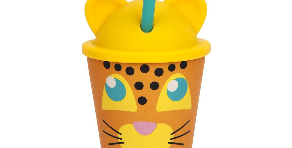 Sunnylife Tiger Sippy cup