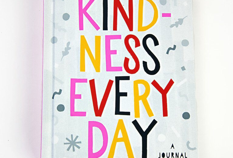 Chronicle Kindness Everyday Book/Journal