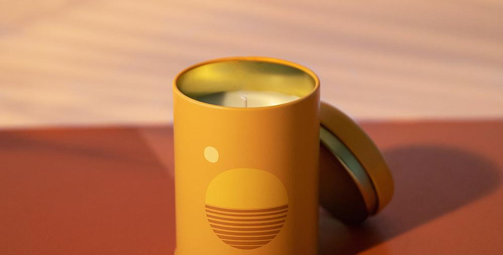 P.F. Candle Co Golden Hour candle